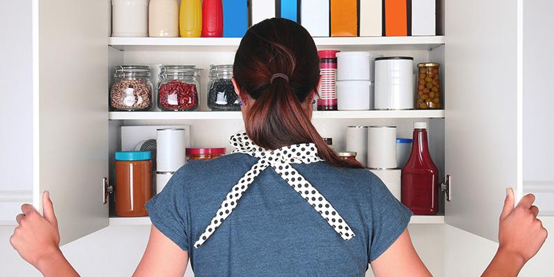 Come conservare gli alimenti in dispensa, frigo e freezer