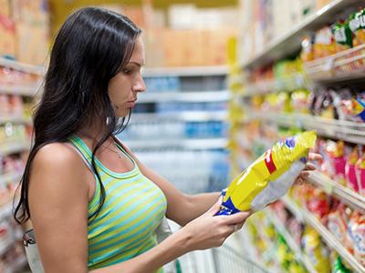 Controllare l'etichetta per allergeni nascosti
