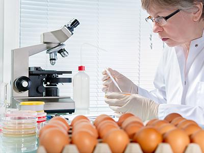Controlli chimici sugli alimenti