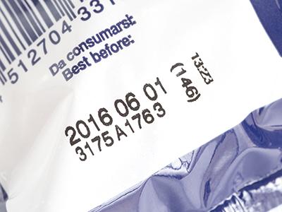 Data di scadenza e Termine minimo di consumo (TMC)
