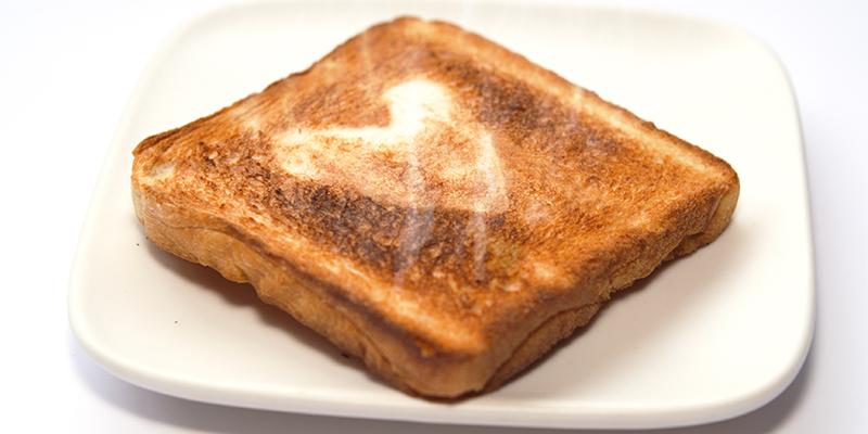 Pane, amore e acrilammide