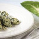 Ravioli alle mazzancolle in salsa di porro e agrumi [Ricetta]