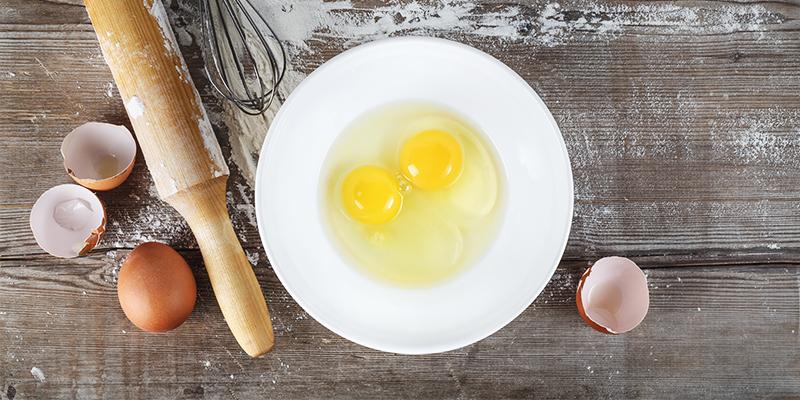 Uova e salmonella: che rischi ci sono e come evitarli?