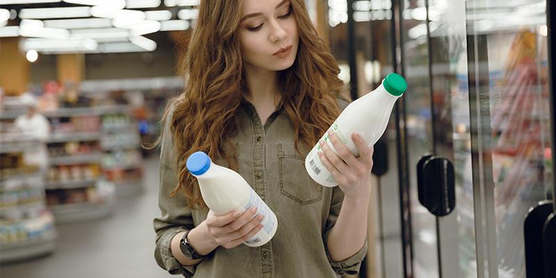 «Fatti mandare dalla mamma a prendere il latte». Sì, ma quale? Le diverse tipologie di latte in vendita