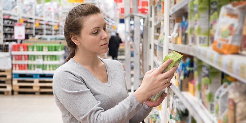 Informazioni sugli alimenti e dove trovarle: cosa possiamo leggere su etichette e cartelli