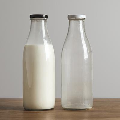 Latte aflatossine