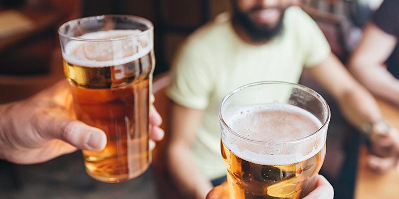 Alcol, per un consumo sicuro non più di due-tre unità al giorno