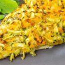 Filetto di branzino in crosta di zucchine e carote [Ricetta]