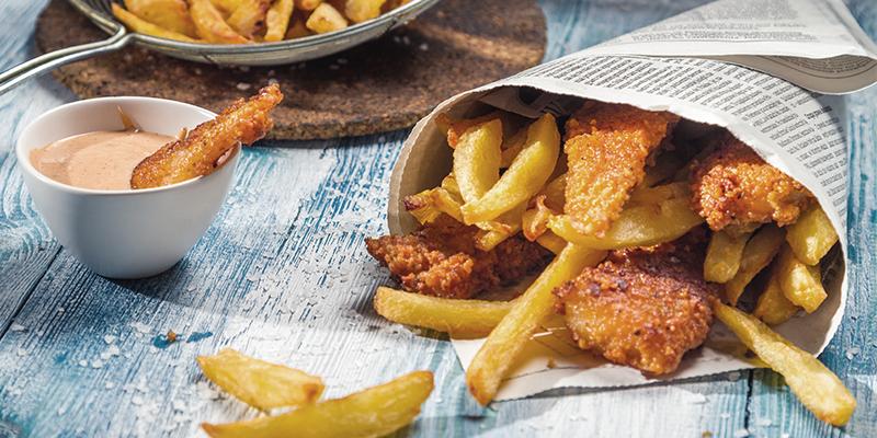 Fish & Chips all'inchiostro. I problema dei MOCA (Materiali e Oggetti a Contatto con gli Alimenti)