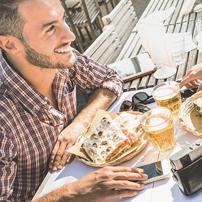 street food consumatore